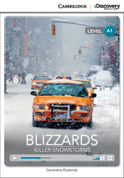 Blizzards: Killer Snowstorm Beginning