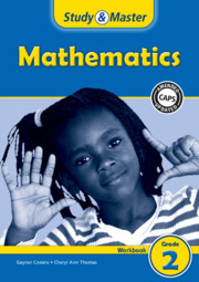 Study & Master Mathematics Workbook Grade 2