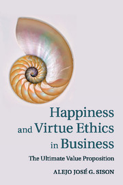 Happiness and Virtue Ethics in Business