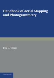 Handbook of Aerial Mapping and Photogrammetry
