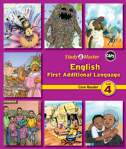 Study & Master English FAL Core Reader Grade 4