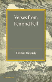 Verses from Fen and Fell