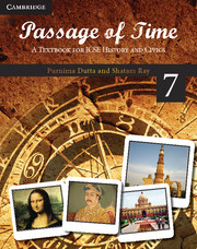 Passage of Time Level 7 Student Book