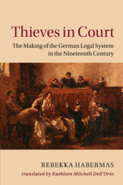 Thieves in Court