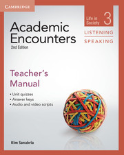 Academic Encounters Level 3