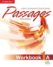 Passages Level 1 Workbook A