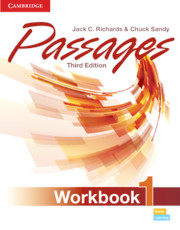 Passages Level 1 Workbook