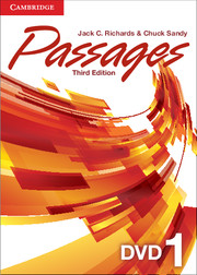 Passages Level 1 DVD