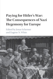 Paying for Hitler's War