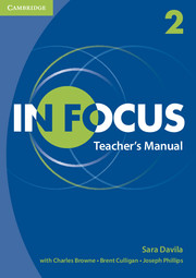 In Focus Level 2 Teacher's Manual