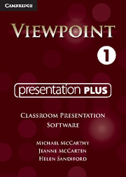 Viewpoint Level 1 Presentation Plus