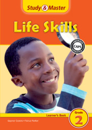 Study & Master Life Skills Learner's Book Grade 2