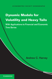 Dynamic Models for Volatility and Heavy Tails