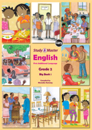 Study & Master English FAL Big Book 1 Grade 2