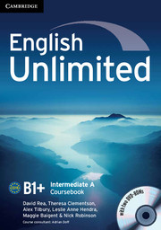English Unlimited Intermediate A