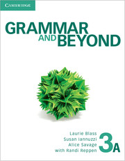 Grammar and Beyond Level 3 Student's Book A, Online Grammar Workbook, and Writing Skills Interactive Pack