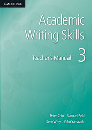 Academic Writing Skills 3
