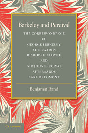 Berkeley and Percival
