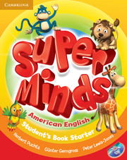 Super Minds American English Starter