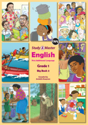 Study & Master English FAL Big Book 3 Grade 1
