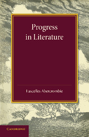 Progress in Literature