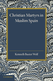 Christian Martyrs in Muslim Spain
