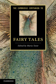 The Cambridge Companion to Fairy Tales
