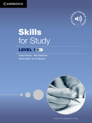 Skills for Study Student's Book with Downloadable Audio