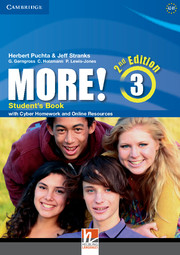 More 2 - Level 3 - Student's book