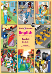 Study & Master English FAL Big Book 1 Grade 3