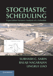 Stochastic Scheduling