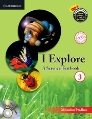 I Explore Level 3 Student Book with CD-ROM CCE Edition