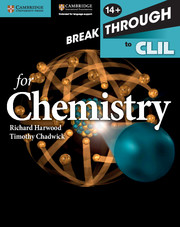 Breakthrough to CLIL for Chemistry Age 14+