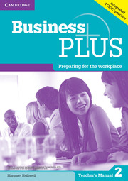 Business Plus Level 2 Teacher's Manual