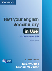 Cambridge Vocabulary In Use Advanced Pdf