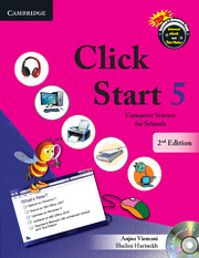 Click Start Level 5 Student's Book with CD-ROM