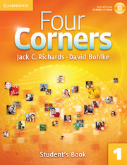 Four Corners Level 1 Student's Book with Self-study CD-ROM and Online Workbook Pack