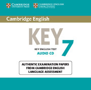 Cambridge English Key 7