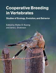 Cooperative Breeding in Vertebrates