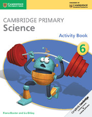 Cambridge Primary Science Activity Book 6