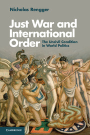 Just War and International Order