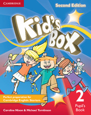 Kid's Box Level 2 Pupil's Book