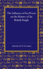 The Influence of Sea Power on the History of the British People