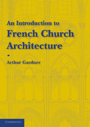 An Introduction to French Church Architecture