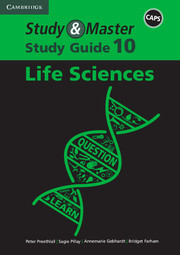 Study & Master Life Sciences Study Guide Grade 10