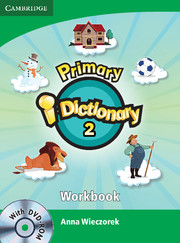 Primary i-Dictionary Level 2 Movers Workbook and DVD-ROM Pack