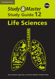 Study & Master Life Sciences Study Guide Grade 12