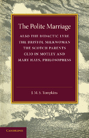 The Polite Marriage