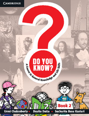 Do You Know? Book 2