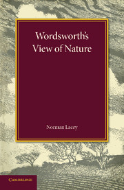Wordsworth's View of Nature